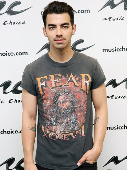 Joe Jonas Isn't Into PDA: 'You Keep That for the Bedroom,' Says the Singer