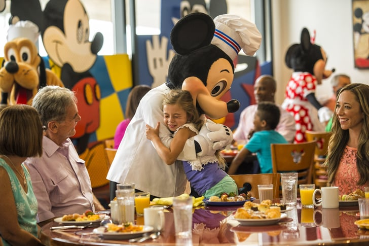 Best Places To Eat At Disney World With Kids Popsugar Family