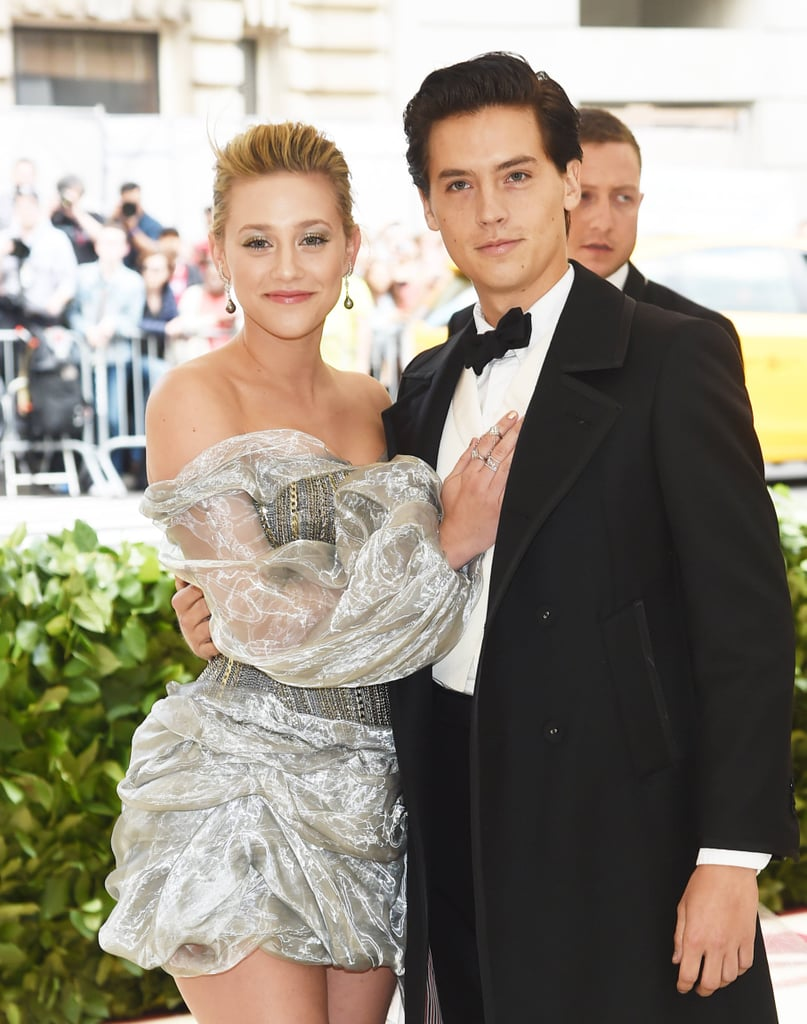Reactions to Lili Reinhart and Cole Sprouse at the Met Gala