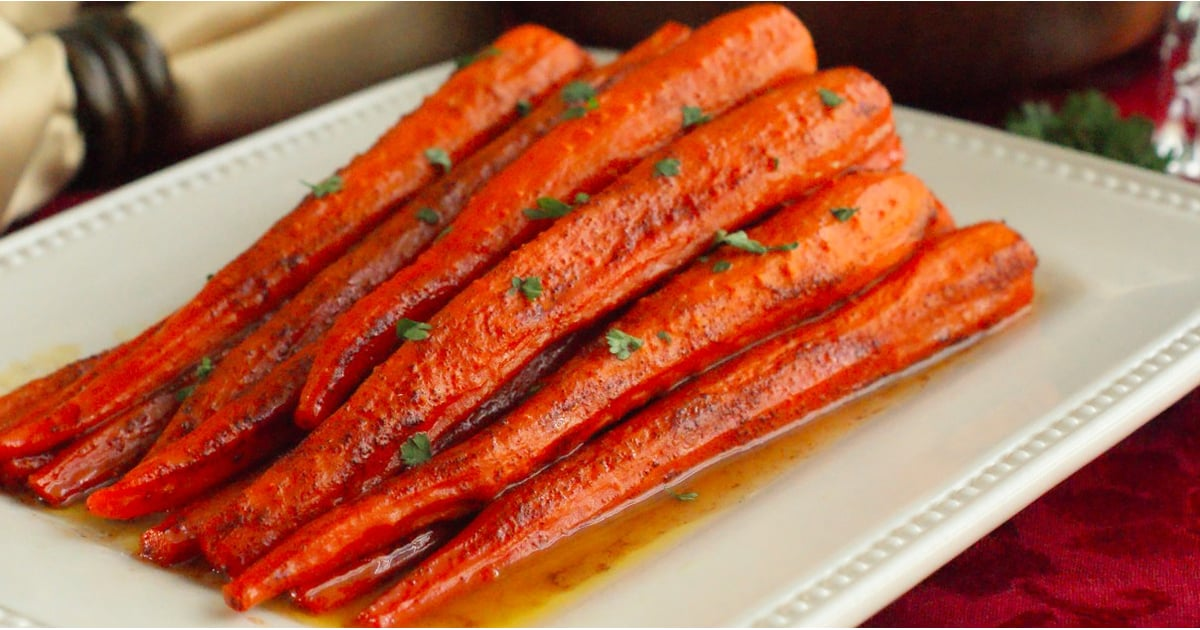 These Cinnamon-Butter Baked Carrots Will Steal the Show This Holiday