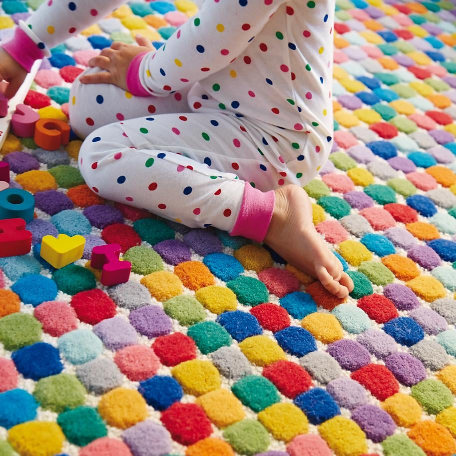 Colors For Kids Room: Rainbow Room Decor For Kids