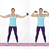 Superset 4, Exercise 2: Wide Biceps Curl