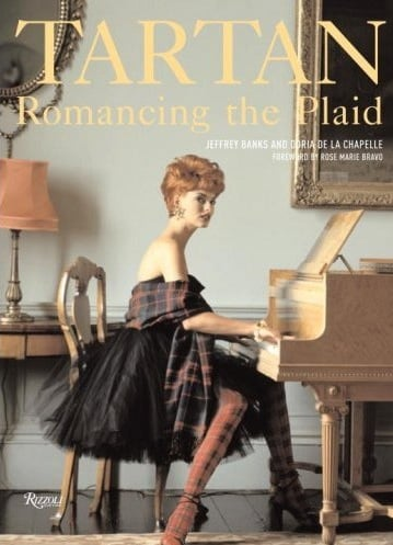 Fab Read: Tartan, Romancing the Plaid