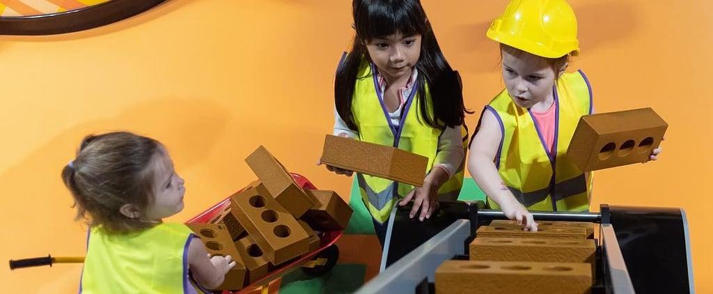 ديغ إت تقدم نشاطات ترفيهية تعزز المهارات الإبداعية للأطفال