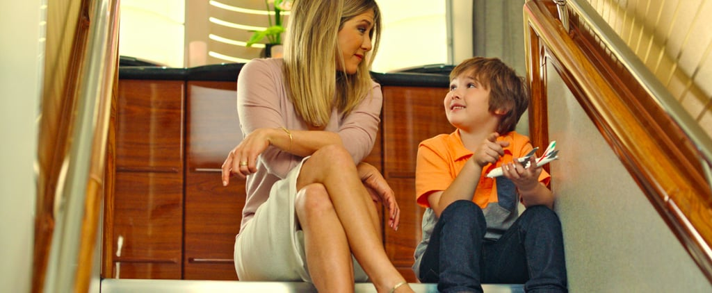 Jennifer Aniston Emirates Commercial Bloopers | October 2016