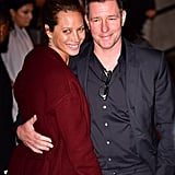 Christy Turlington and Ed Burns at Marc Jacobs's Wedding