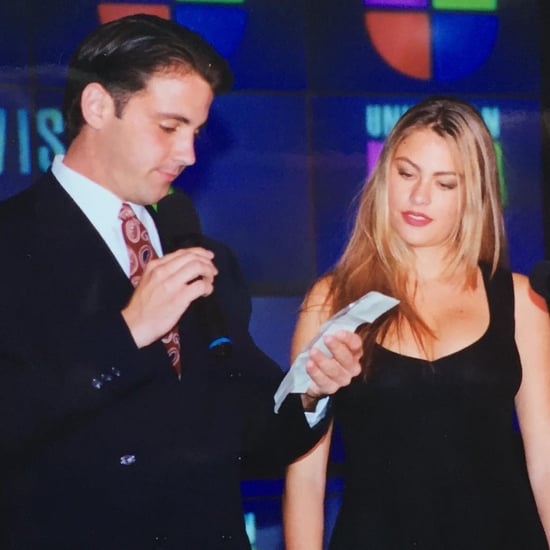 Carlos Ponce's Throwback Thursday Instagrams
