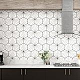 EliteTile Misha Hex Porcelain Field Tile