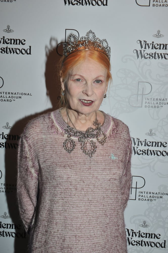 Vivienne Westwood's Gainsborough Jewelry Collection