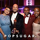 Ava DuVernay, Common, David Oyelowo, and Lupita Nyong'o
