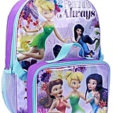Fairies Backpack & Lunch Bag Set