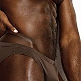 Charlie by Matthew Zink Bikini Brief in Mahogany