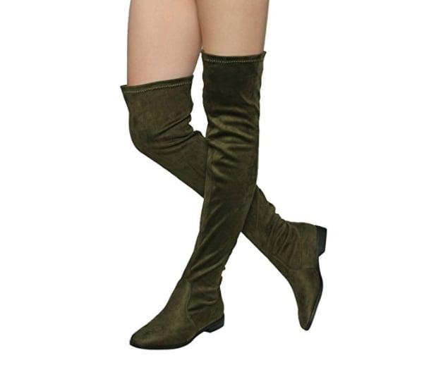 Beston Low Heel Boot