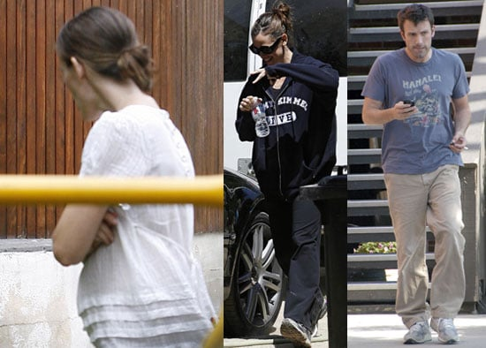 Photos of Rumored Pregnant Jennifer Garner and Ben Affleck House Hunting in LA