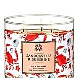 Sandcastles & Sunshine 3-Wick Candle