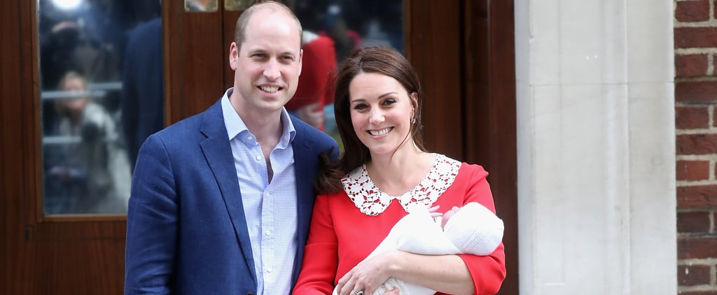 Significance of Prince Louis's Christening Date