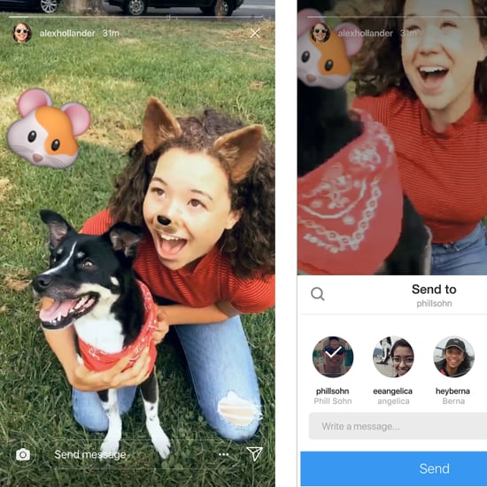 How to Share Other People's Instagram Stories