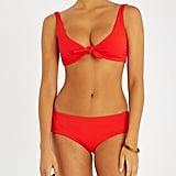 Mara Hoffman Rio Bikini Top and Nora Hipster Bikini Bottoms