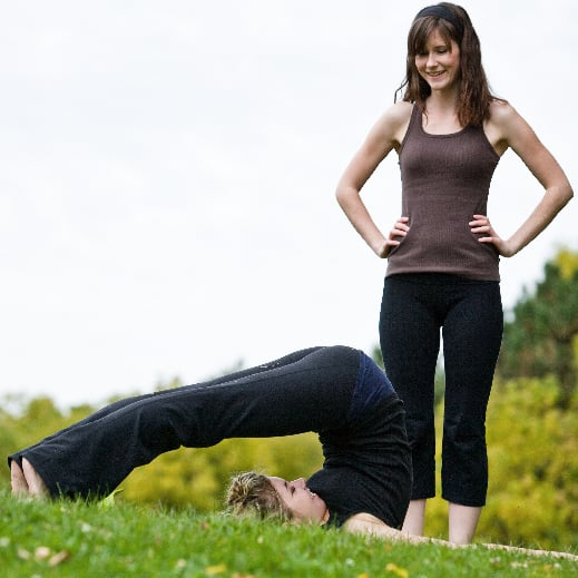 Outdoor Buddy Workouts