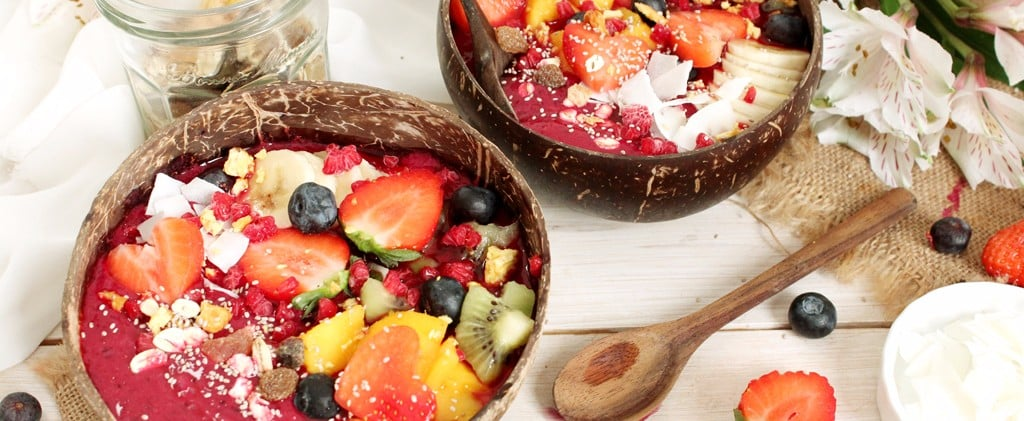 12 Breakfast Smoothie Bowl Recipes That Are Almost Too Pretty to Eat