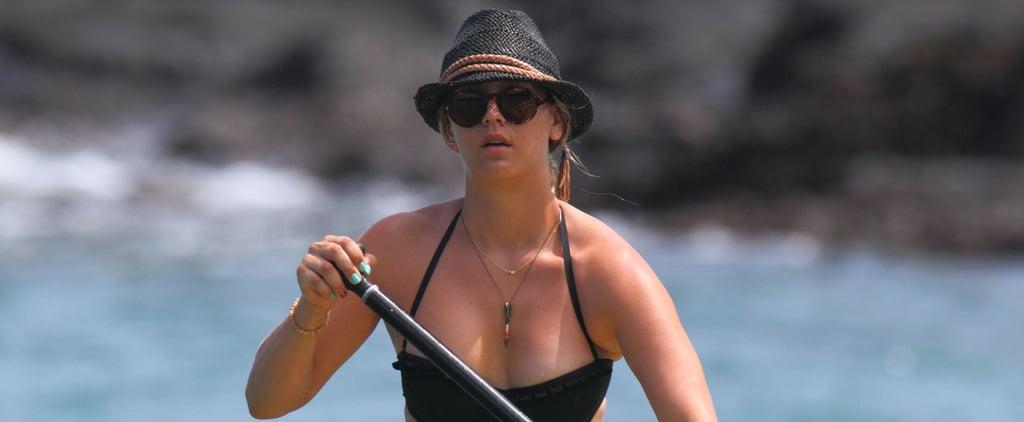 It's No Theory, Kaley Cuoco's Bikini Body Is Banging