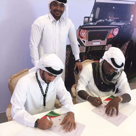 Fast and Furious' Tyrese Gibson Announces New UAE Business