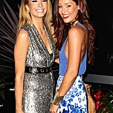 Ricki-Lee Coulter and Erin McNaught