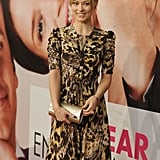 Olivia Wilde attended the premiere of The Five Year Engagement during the 2012 Tribeca Film Festival.