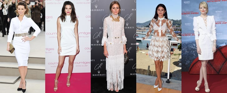 28 Stars Who Pulled Off All White Just Right