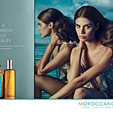 Sara Sampaio For Moroccanoil
