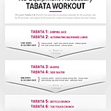 High-Intensity Tabata Training