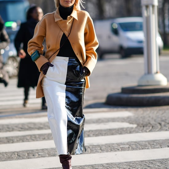 How to Wear the 2-Toned Fashion Trend