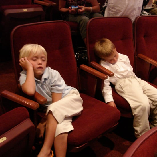 How to Take a Toddler to the Movies