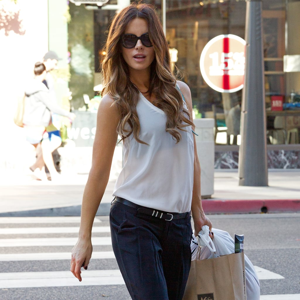 The Wardrobe Staples You Need to Be Kate Beckinsale Chic