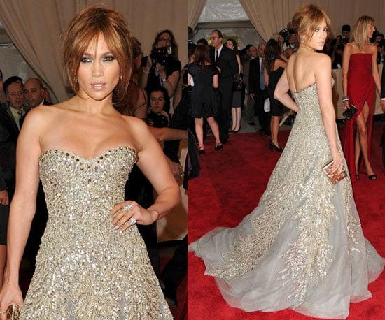 Jennifer Lopez at 2010 Met Costume Institute Gala