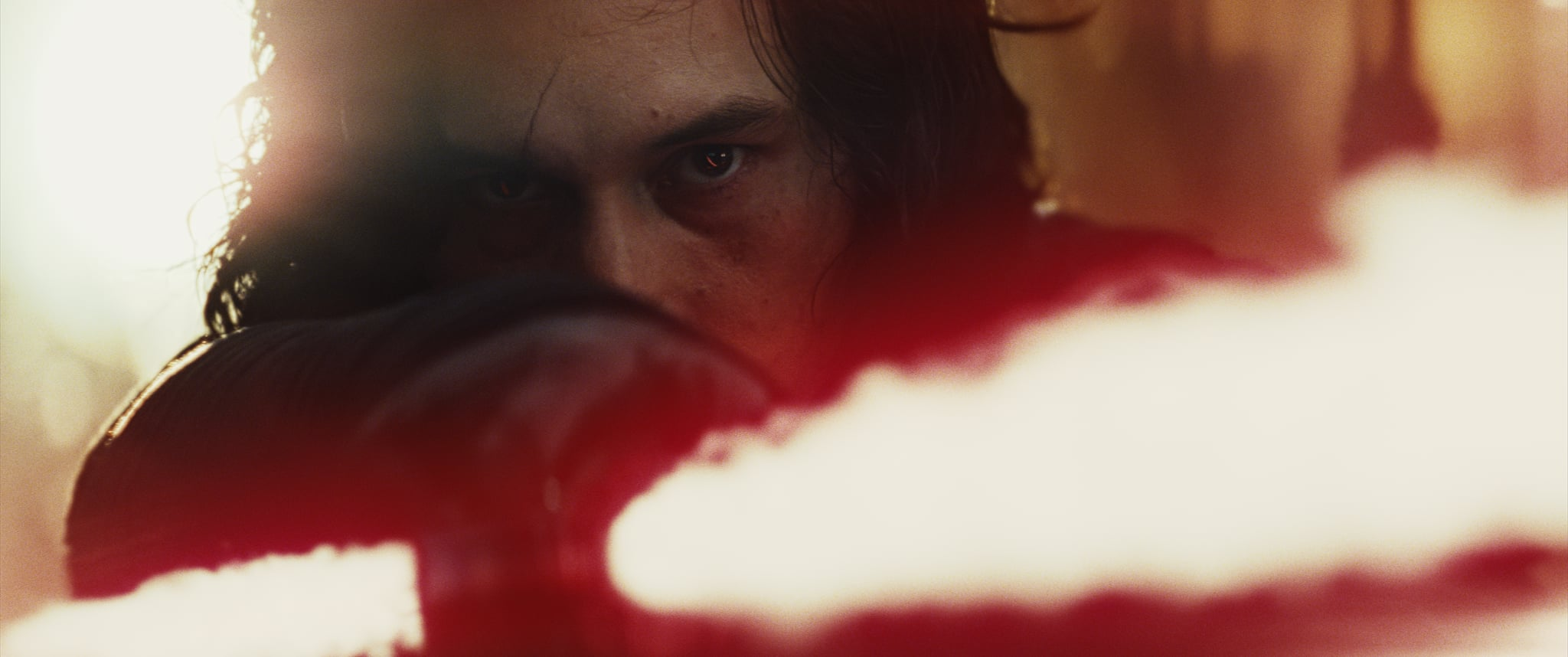 Star Wars: The Last JediKylo Ren (Adam Driver)Photo: Film Frames Industrial Light & Magic/Lucasfilm©2017 Lucasfilm Ltd. All Rights Reserved.