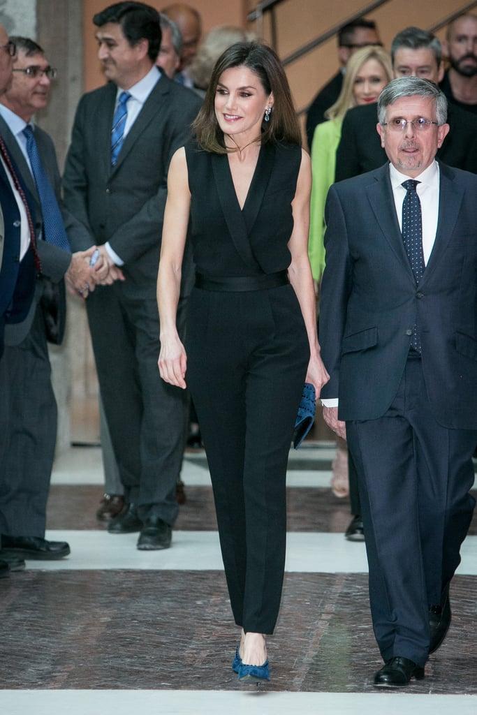 Queen Letizia Best Looks 2018
