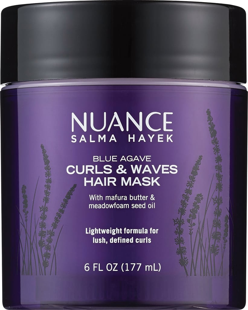 Nuance Blue Agave Curls & Wave Hair Mask