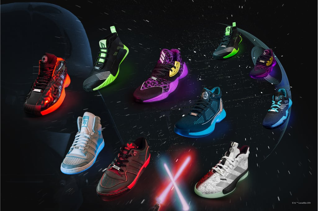 Star Wars x Adidas 2019 Sneaker and Clothing Collection