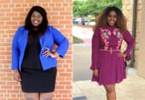 Damilola Dropped More Than 100 Pounds by Pairing a Low-Carb Diet With This Popular Plan