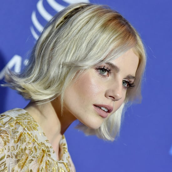 Lucy Boynton Award Season Beauty 2019