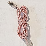 Friendship Forever Glitter Lightning Cord ($24)