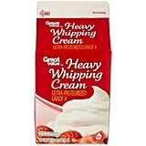 Great Value Heavy Whipping Cream