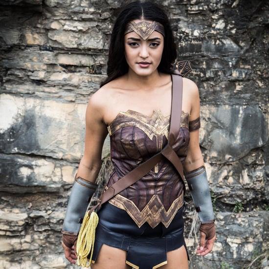 DIY Wonder Woman Costumes