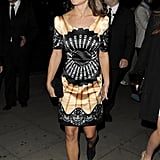 Pippa Middleton made her London Fashion Week debut at the Temperley London show.