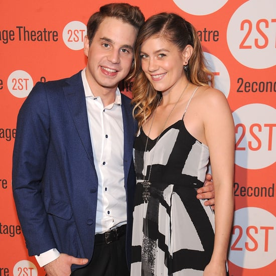 The Absolute Cutest Pictures of Ben Platt and Laura Dreyfuss