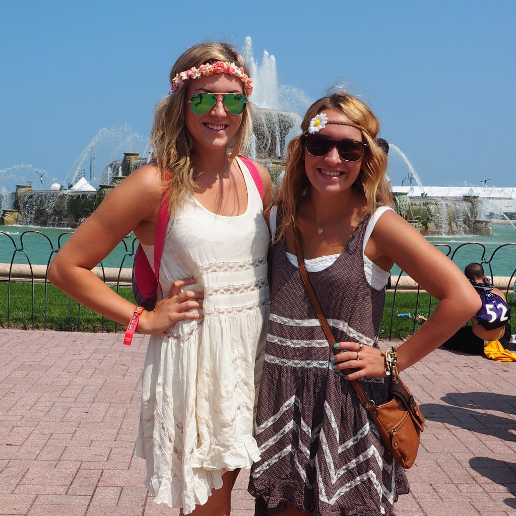 2014 Lollapalooza Street Style Festival Pictures