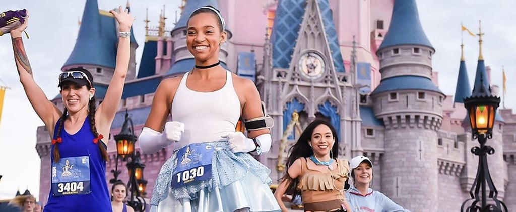 Disney Princess Half Marathon Costumes
