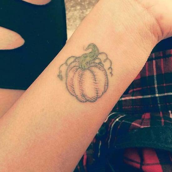 Pumpkin Tattoo Ideas