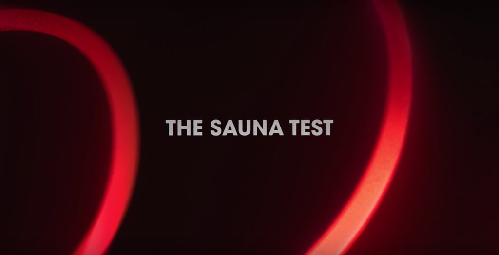 """The Sauna Test"""